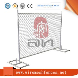 Hot DIP Galvanized Chain Link Fence China Factory pictures & photos