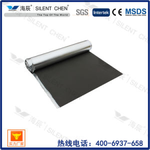 Moistureproof Flooring Underlayment for Laminated Floor with Aluminum Foil pictures & photos