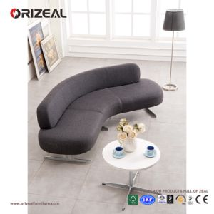 Orizeal Modern Design Fabric Upholstered Couch, Lobby Area Reception Seating (OZ-OSF012) pictures & photos