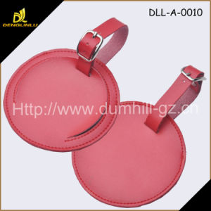 Fashion Design PU Leather Travel Luggage Tag pictures & photos