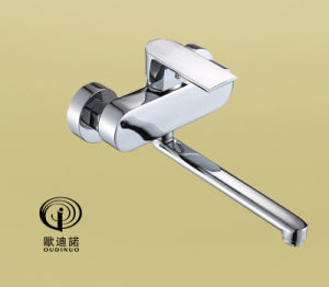 Brass Body Single Lever Bath-Shower Faucet 70043 pictures & photos