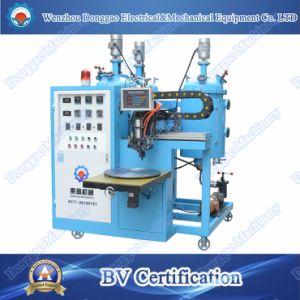 Circular Filter Polyurethane Sealing Strip Gluing Machine pictures & photos
