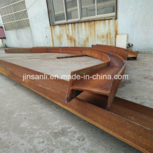Jsl I/H-Beam Bend Press Brake Machine for Tunnel Railway pictures & photos