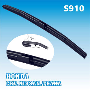 S910 2017 Super Plus Original Brand New Auto Parts Teana Saver Vision Clearing Windshield All Season ABS Hybrid Wiper Blade pictures & photos