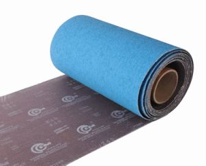 Y-Wt Cloth Zirconium Oxide Coated Abrasive Cloth Roll/Sand Belt Y1288 pictures & photos