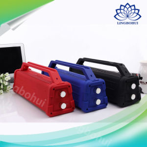 4000mAh Three Color Giant Sound Box pictures & photos