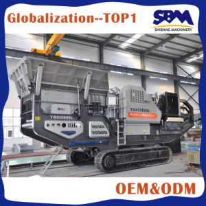 500tph Mobile Crusher Price, Mobile Crushing Plant pictures & photos