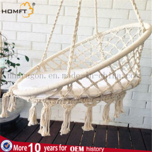 Nice Deco Home Hammock Hanger Chair with Tassles pictures & photos