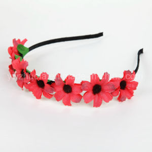Fashion Sun Flower Headband for Decoration pictures & photos