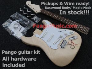Pango St Style DIY Electric Guitar Kit / DIY Guitar (PST-526K) pictures & photos
