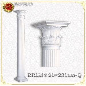 Banruo White Roman Column for Wedding Decoration pictures & photos