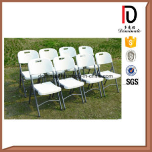 Restaurant Wedding Outdoor Plastic Folding Picnic Table and Chair pictures & photos