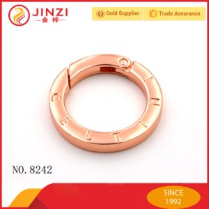 Cutomize Logo Spring O Ring/Metal Spring Ring with Factory Direct-Price pictures & photos
