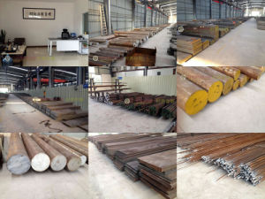 High Quality 1.2550 Steel (DIN1.2550, 60WVrV8, ASTM S1) pictures & photos