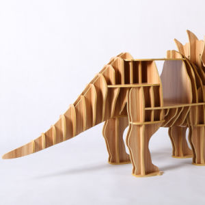 Novelty Wooden Dinosaur Side Table pictures & photos
