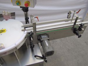 Double Head Various Liquid Water/Milk/Juice Rotary Filling Machine pictures & photos
