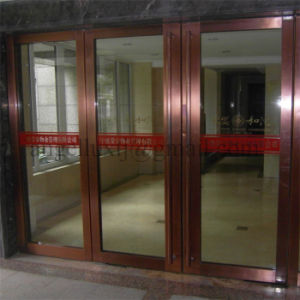Rose Gold Mirror Finish 304 Stainless Steel Door Frame Building Decorative Materials pictures & photos