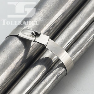 Polyester Coated Stainless Steel Cable Ties