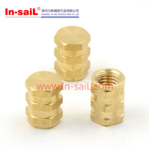 Molded-in Threaded Inserts Nut Designed for Thermoplastic pictures & photos