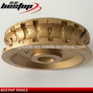 D150mm Diamond Segmented Profile Wheel for Granite Stone pictures & photos