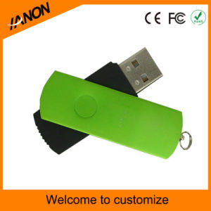 Custom Plastic USB Flash Drive with Your Logo pictures & photos