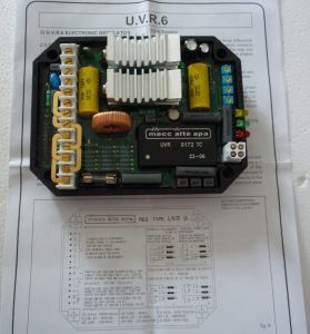 Automatic Voltage Regulator Uvr6 for Mecc Alte pictures & photos