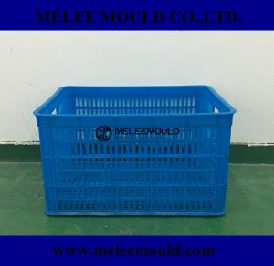Melee Plastic Storage Fruit Crate pictures & photos