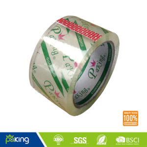 19 Years Factory Supply Super Crystal Clear BOPP Packing Tape pictures & photos