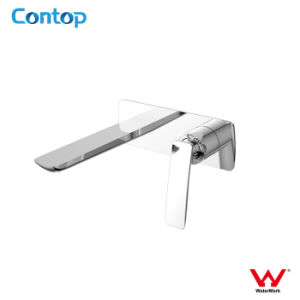 in Wall Mounted Bathroom Bath Tap/Basin Faucet pictures & photos