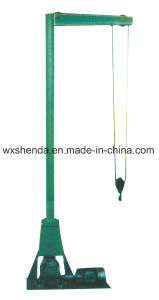 Low Cost Drawed Wire Discharge Machine pictures & photos