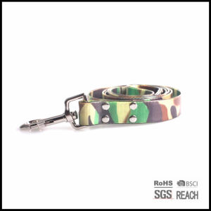 Camouflage Strong TPU Replacement Pet Studded Dog Puppy Leashes pictures & photos
