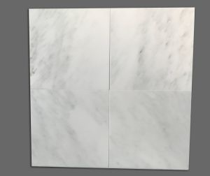Asia Polished Grey Veins Statuario White Marble Slabs for Wall Decoration pictures & photos