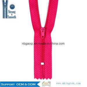 #5 Wholesale Garment Nylon Zipper Close Ended for Bag Nylon Zipper pictures & photos