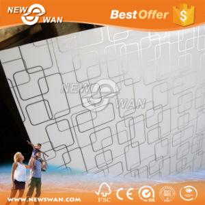 18mm Waterproof High Gloss Acrylic MDF Board for Kitchen Decorative pictures & photos