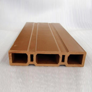 High Quality Solid WPC Decking and WPC Flooring pictures & photos