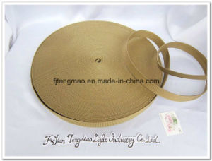 600d Light Brown Polypropylene Webbing pictures & photos