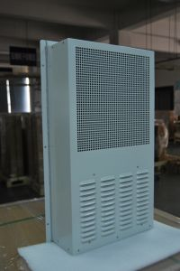 700W Cooling Capacity Compact Plate Type Air Conditioner for Outdoor Cabinet pictures & photos