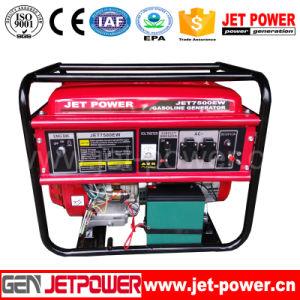 5kw 220V 50Hz/60Hz Honda Series Small Portable Gasoline Engine Generator pictures & photos