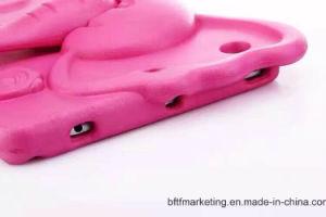 Kids 3D Cartoon Foam EVA Drop Resistance Elephant Case for iPad pictures & photos