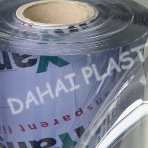 Super Transparency PVC Film for Table Cover pictures & photos