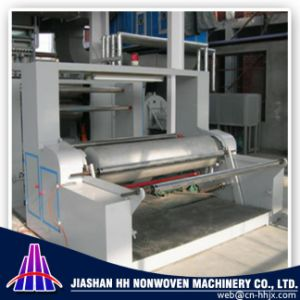 China Good Quality 1.6m PP Spunbond Nonwoven Winding Machine pictures & photos