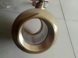 600wog NPT Thread Brass Ball Valve pictures & photos
