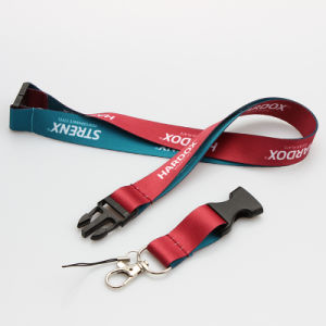 Promotional Polyester Printed Custom Lanyards for Sale pictures & photos