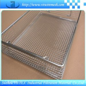 Mesh Basket Used in Washing pictures & photos
