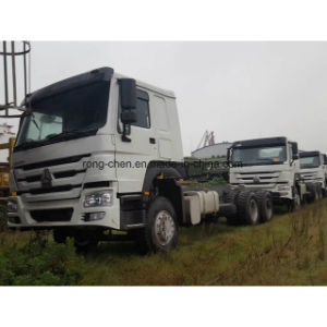 Used Sinotruck HOWO Truck Tractor 2015 Model Sinotruck Truck Head pictures & photos