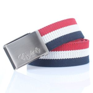 Fashion Girl and Boy Webbing Military Buckle Belt (RS13002) pictures & photos