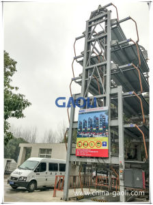 8-12 Post Smart Vertical Rotary Automated Car Parking System pictures & photos
