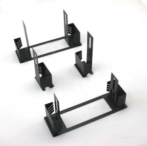 Laser Cutting Aluminum Brackets Made in China pictures & photos