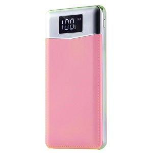 New Design 8000mAh Power Bank with 2 Flashlights Portable Charger LED Screen pictures & photos