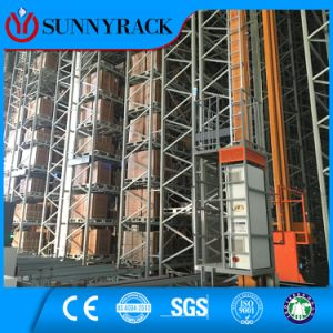 Steel Automatic Rack for High Warehouse